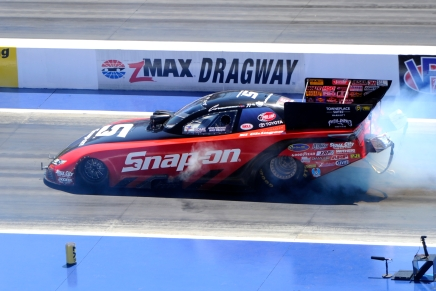 Pedregon goes for two straight zMAX Four-Wide wins in 2019