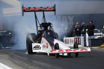 Torrence goes for two straight zMAX Four-Wide wins in2019