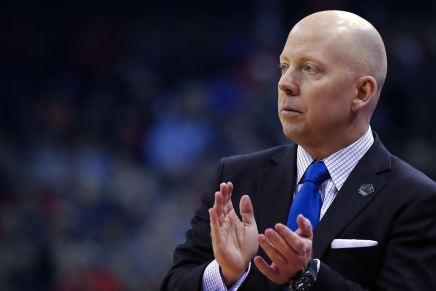 UCLA Bruins hires Mick Cronin as new men's basketball coach