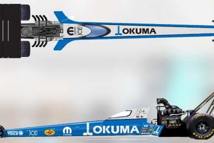 DSR, Okuma announce partnership for Pritchett, JohnsonJr.