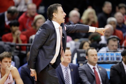 Report: Pitino discussed Cavaliers head coaching vacancy