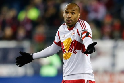 Red Bulls denies Thierry Henry interest