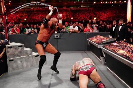 Batista retires after WrestleMania 35match