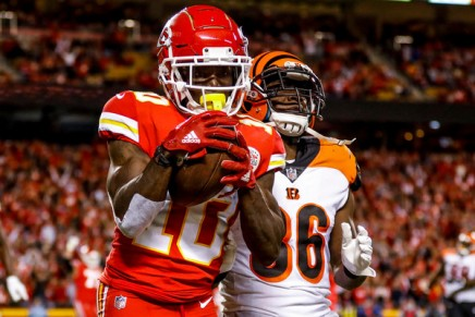 Chiefs receiver Tyreek Hill suspended after newaudio