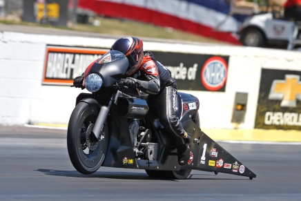 Krawiec will attempt to win second straight NHRA Southern Nationals