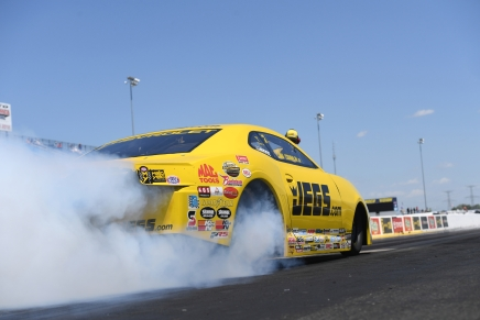 Coughlin Jr. looks for second straight win at Route 66Nationals