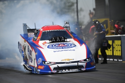 Hight looks for second straight win at Route 66Nationals