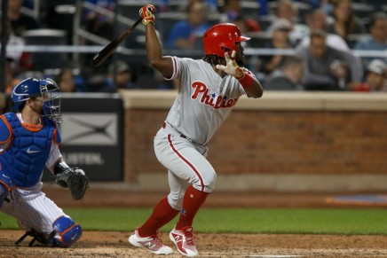Phillies outfielder Herrera placed on administrative leave