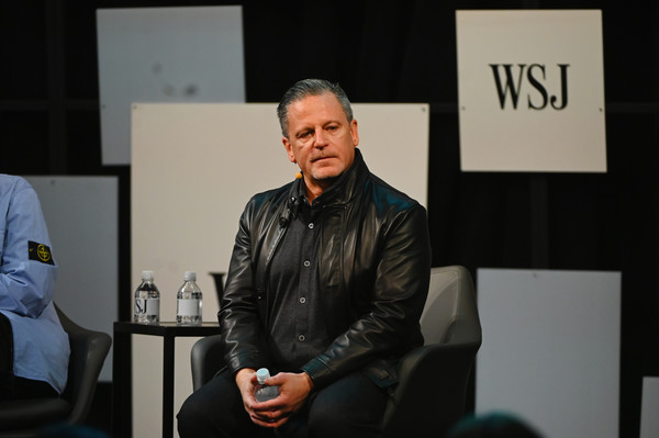 Cleveland Cavaliers owner Dan Gilbert -- who is also the founder of Quicken Loans and StockX -- attends The Wall Street Journal's Future of Everything Festival