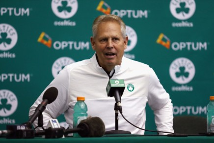 Celtics 60-year-old GM Ainge suffers mild heart attack