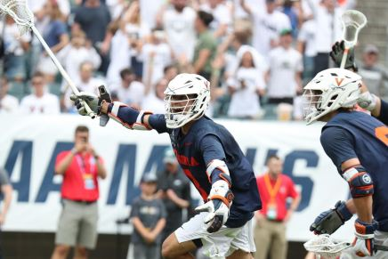 Cavaliers sink Blue Devils with Double OT goal in Philadelphia