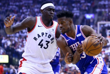 Did Jimmy Butler signal the end of his 76ers tenure?