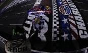 Monster Energy NASCAR Cup Series driver Martin Truex Jr. wins the Monster Energy NASCAR Cup Series Coca-Cola 600