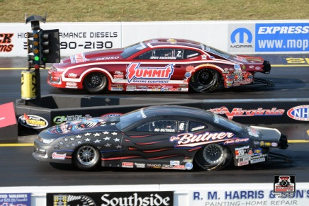 Butner defeats KB Racing teammate to win fourth race in 2019