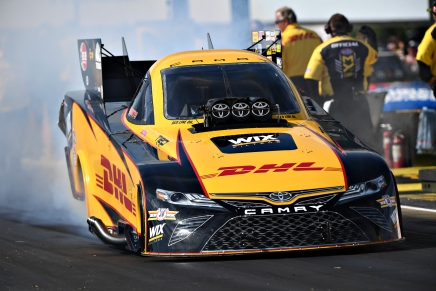 Todd claims provisional lead in FC at 2019 HeartlandNationals