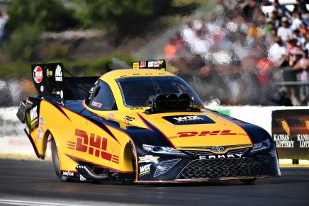 Todd secures 2019 Heartland Nationals No. 1qualifier