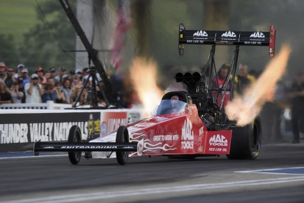 Kalitta uses second pass to claim provisional lead at 2019 Thunder ValleyNationals