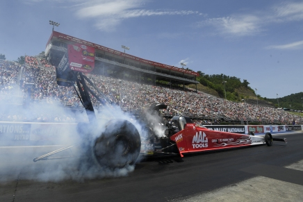 Kalitta claims 50th No. 1 qualifier in 500thstart
