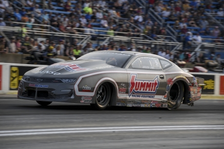 Line claims provisional top spot at 2019 Route 66 Nationals
