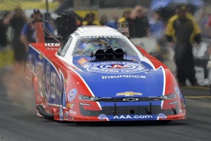 Hight, AAA guys are the No. 1 qualifier at 2019 Route 66Nationals