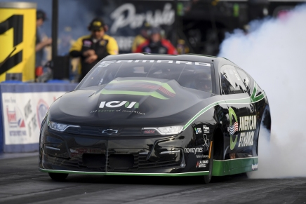 Kramer leads Pro Stock Friday at 2019 Summit NHRA Nationals
