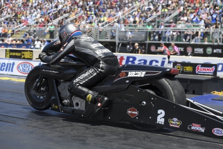 Krawiec claimed 2019 Summit NHRA Nationals PSM top spot