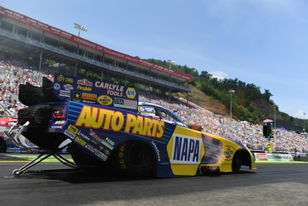 Capps looks for third straight Thunder Valley Nationalswin