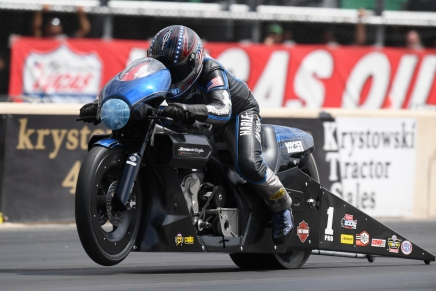 Krawiec looks to repeat at 2019 Summit Nationals