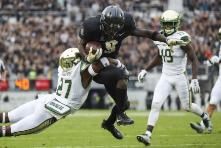 2018 UCF Knights Football Season In Review