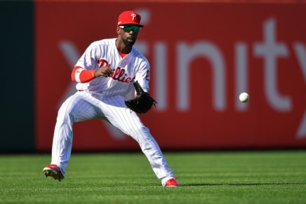 Phillies lose McCutchen for the season with a torn ACL