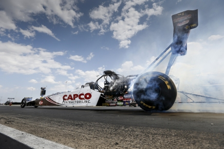 Four in a row: Torrence wins the 2019 Route 66Nationals