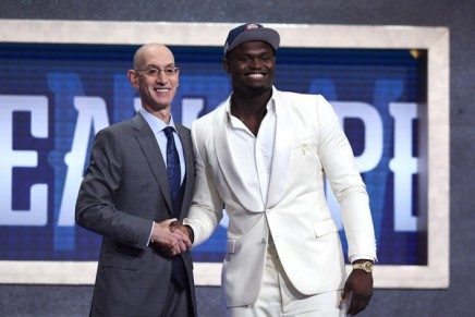 Pelicans draft Zion Williamson with 2019 top pick