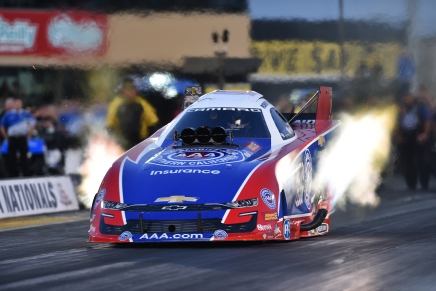 Hight leads Friday at 2019 Toyota NHRA Sonoma Nationals