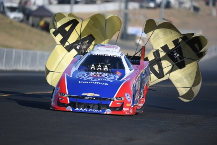 Hight secures eighth No. 1 qualifier at 2019Sonoma