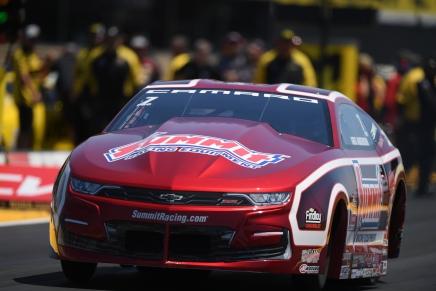 Anderson wins second 2019 Western Swingrace