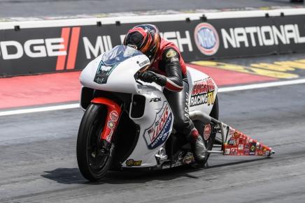 PSM rider Arana Jr. will attempt second straight win inColorado