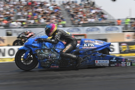 No PSM repeat winner at the Toyota NHRA Sonoma Nationals in 2019