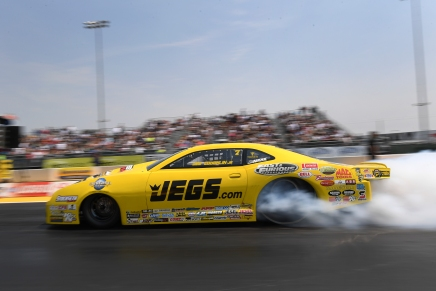 Coughlin Jr. looks to repeat at the Toyota NHRA Sonoma Nationals in 2019