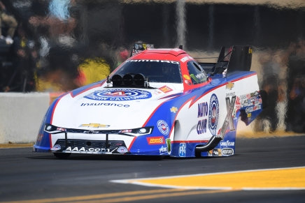 Hight looks to repeat at the Toyota NHRA Sonoma Nationals in 2019