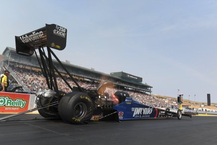 No TF repeat winner at the Toyota NHRA Sonoma Nationals in 2019
