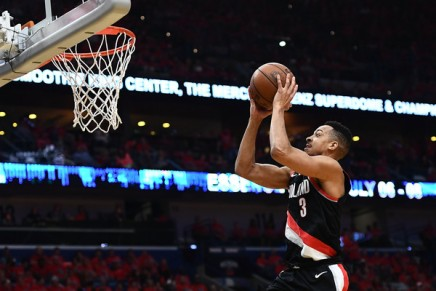 Blazers re-sign McCollum through 2023-24