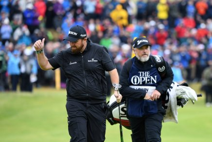 Lowry wins The Open in first major win