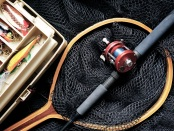 Fishing Rod & Tackle