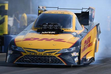 Todd claims provisional FC lead at 2019 New England Nationals