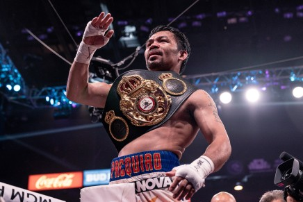 Pacquiao dominates Thurman, gets split decision in Nevada
