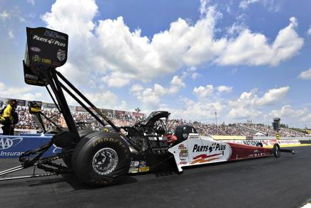 Millican claims No. 1 qualifier at 2019 New England Nationals