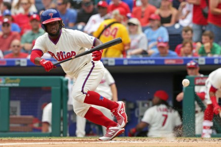 Phillies' Herrera suspended rest of 2019season