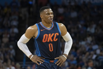 Thunder's Russell Westbrook traded to the Rockets