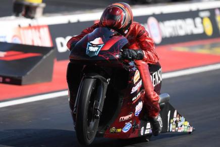 Smith uses third quickest pass to get 2019 PSM lead at ThunderMountain