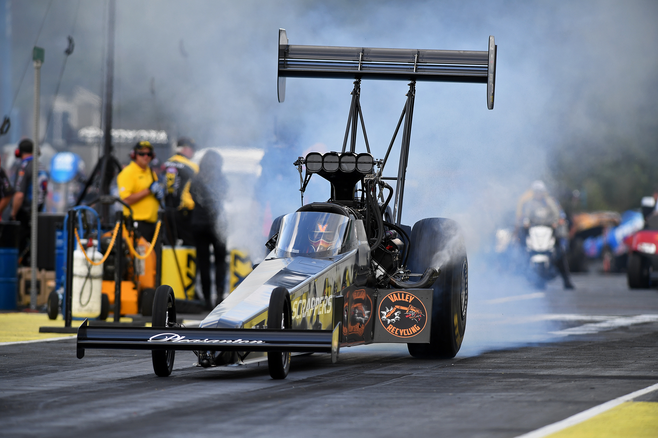 Scrappers' Salinas claims provisional with 3 694 pass at 2019